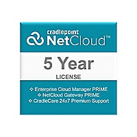 Cradlepoint NetCloud Engine Gateway PRIME - subscription license (5 years)