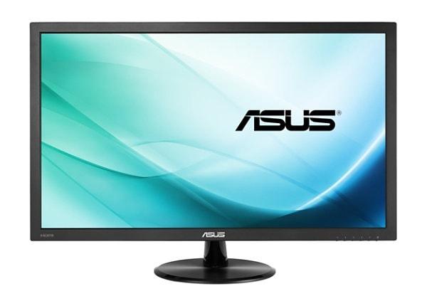 "ASUS VP228H - LED monitor - Full HD (1080p) - 21.5"""