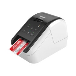 Brother QL-810W - label printer - monochrome - direct thermal