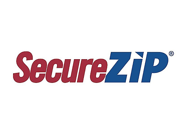 SecureZIP for Windows Desktop Enterprise Edition (v. 14) - license - 1 user
