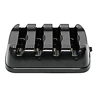 DT Research 4-Bay Battery Gang Charger - battery charger