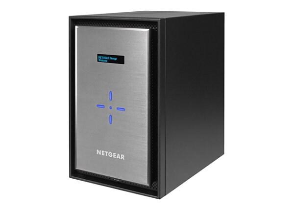 NETGEAR ReadyNAS 628X 8-bay NAS 8X4TB Enterprise HDD (RN628XE4-100NES)