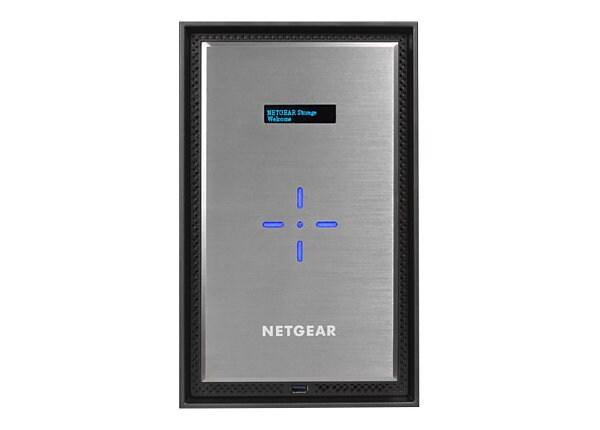 NETGEAR ReadyNAS 628X 8-bay NAS Diskless (RN628X00-100NES)