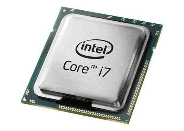 Intel Core i7 7700K / 4.2 GHz processor