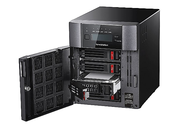 Buffalo TeraStation 5410DN Desktop 16TB NAS Hard Drives Included