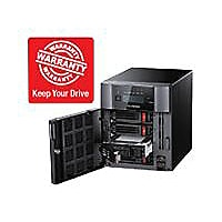 BUFFALO Warranty Service Express Keep Your Drive - extended service agreeme