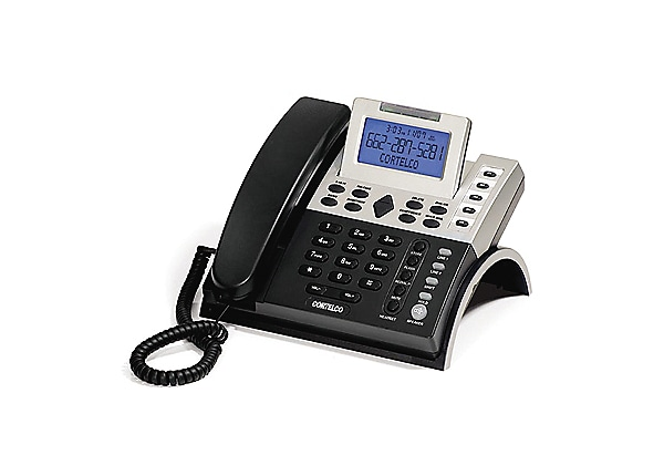 Cortelco Two-Line Caller ID Business Telephone