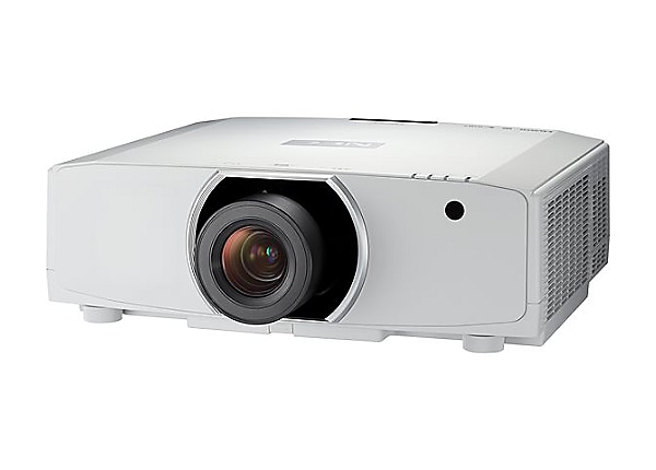 NEC NP-PA853W-41ZL - LCD projector - standard lens - 3D - with NP41ZL lens