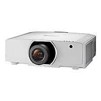 NEC NP-PA653U-41ZL - LCD projector - zoom lens