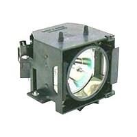 eReplacements ELPLP37-OEM, V13H010L37-OEM (Ushio Bulb) - projector lamp