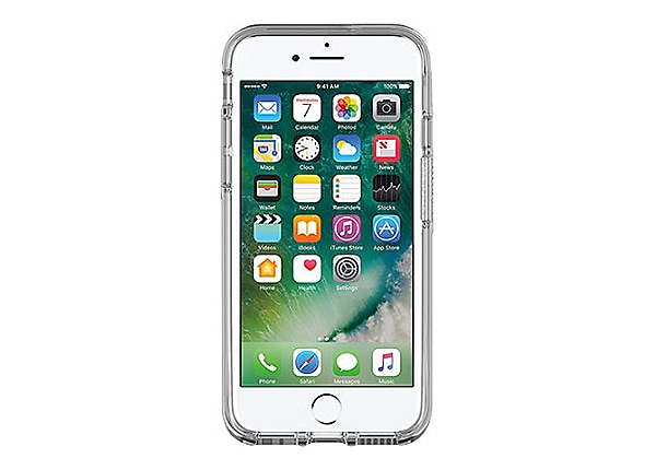 OtterBox Symmetry Series Clear Case back cover for cell phone