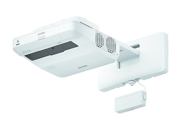 Epson BrightLink Pro 1460Ui Interactive - 3LCD projector - 802.11n wireless