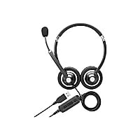 HP UC Wired Headset - headset