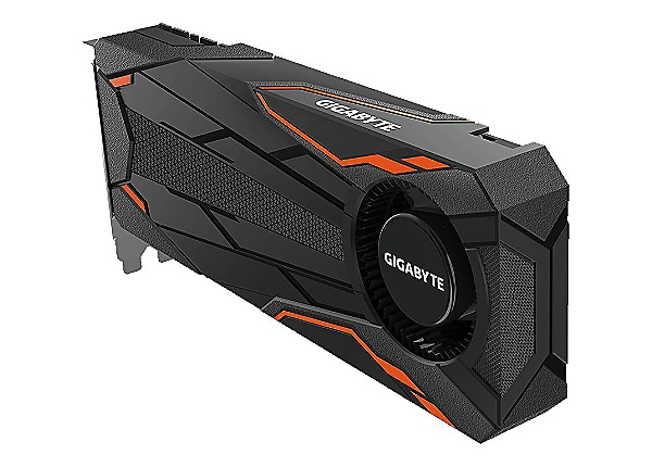 Gigabyte GeForce GTX 1080 Turbo OC 8G - graphics card - GF GTX 1080 - 8 GB