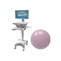 JACO Customization, Accent Color, Pastel Violet, RAL4009, Antimicrobial Pow