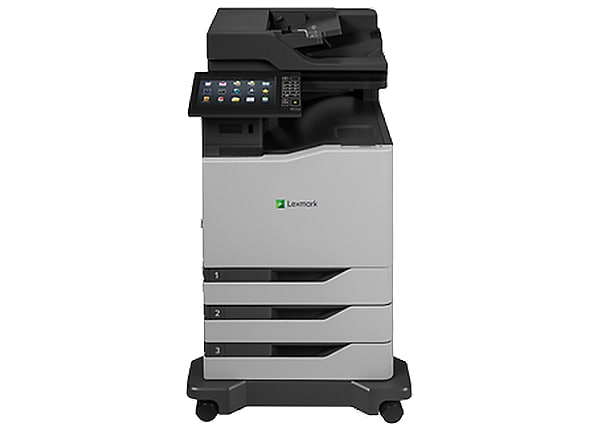 Lexmark CX825dte Multifunction Color Printer 55ppm
