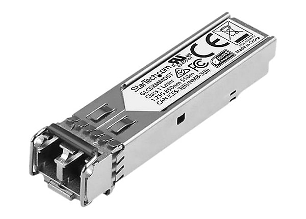 StarTech.com Cisco GLC-SX-MMD Compatible SFP Module