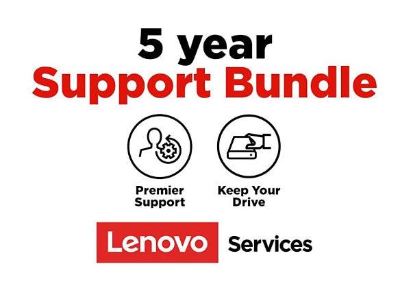 Lenovo 5YR SUPPORT (Onsite+KYD+PRE)