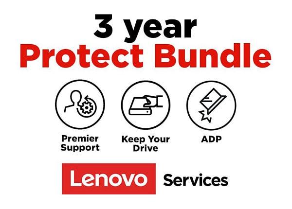 Lenovo 3YR PROTECT (Onsite+KYD+PRE+ADP)