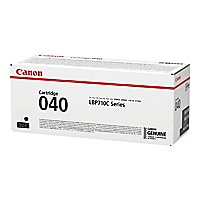 Canon 040 - black - original - toner cartridge