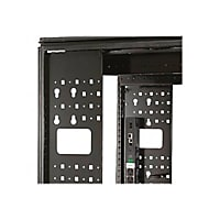 Rittal DK rack cable management panel