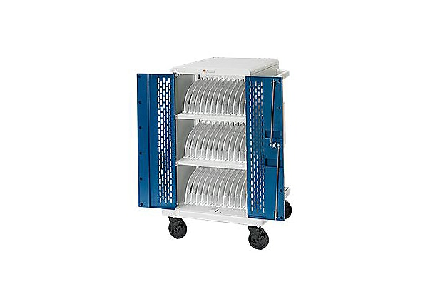 Bretford Core M CORE24MS-CTTZ With Rear Doors - cart