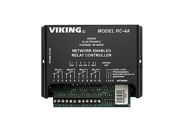 Viking Electronics RC-4A - central controller