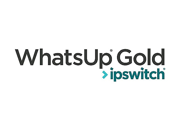 WhatsUp Gold TotalView Plus - license + 1 Year Service Agreement - 300 poin