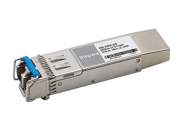 C2G - SFP+ transceiver module - 10 GigE - TAA Compliant