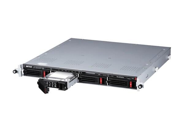 Buffalo TeraStation 5410RN Rackmount 16 TB NAS Hard Drives Included