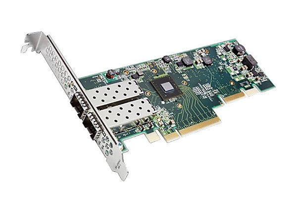 Solarflare Flareon Ultra SFN8522-PLUS - network adapter - PCIe 3.1 x8 - 10