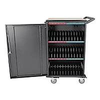 Tripp Lite 36Port AC Charging Cart Storage Station Chromebook Laptop Tablet