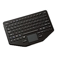 iKey Rugged In-Vehicle PRO-KB-102 - keyboard - black