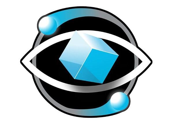 HP Remote Graphics Software (v.7.x) - license - 1 floating license