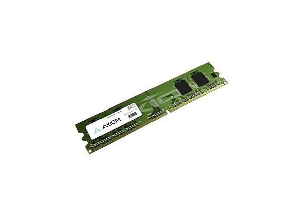 Axiom - DDR2 - kit - 4 GB: 2 x 2 GB - DIMM 240-pin - unbuffered