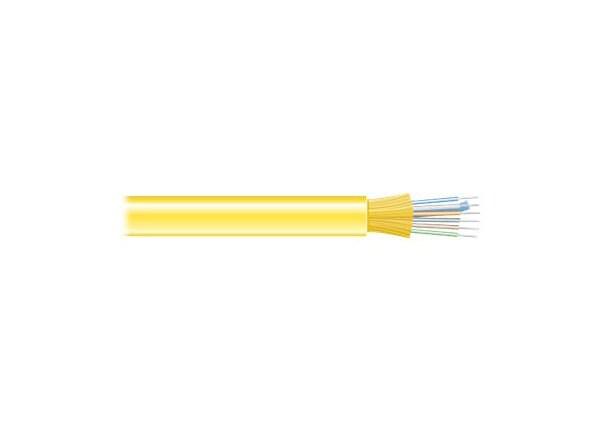 Black Box Distribution-Style bulk cable - yellow