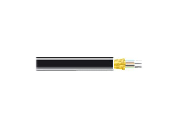 Black Box Distribution-Style bulk cable - black - TAA Compliant