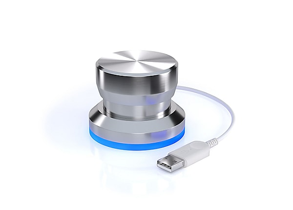 Griffin Silver USB Powermate