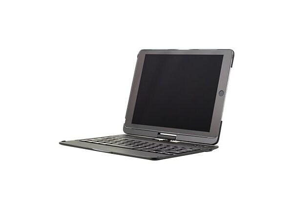 CODi Bluetooth 4.0 Keyboard Case - keyboard and folio case - black