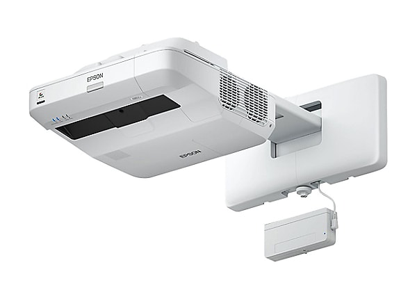 Epson BrightLink Pro 1450Ui Interactive - 3LCD projector - ultra short-thro