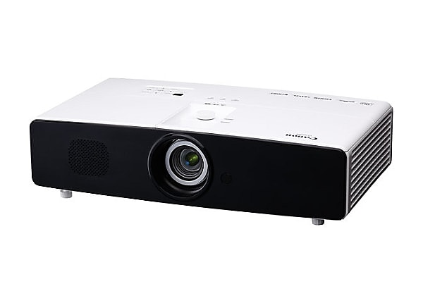 Canon LX MW500 - DLP projector - zoom lens - LAN