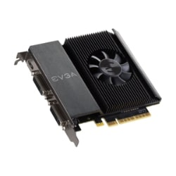 EVGA GeForce GT 710 - graphics card - GF GT 710 - 2 GB