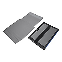 Targus Folio Wrap + Stand - flip cover for tablet