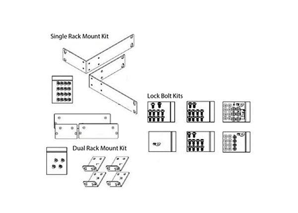Juniper SA-805 Frame Mount Bracket Kit