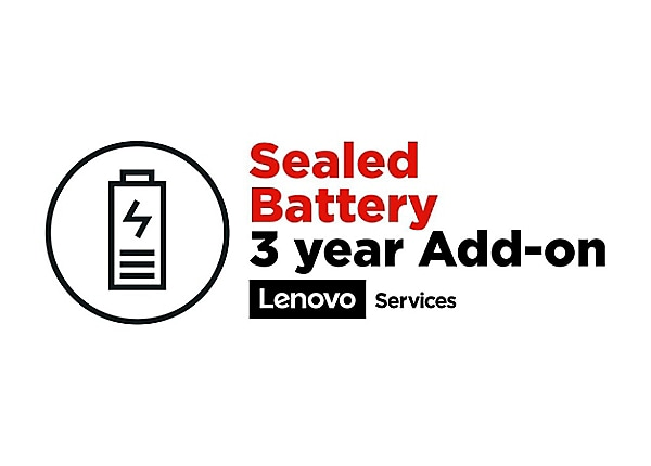 Lenovo 3YR Sealed Battery Replacement *School Year Term