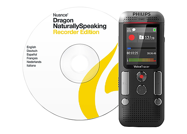 Philips Voice Tracer DVT2710 - voice recorder