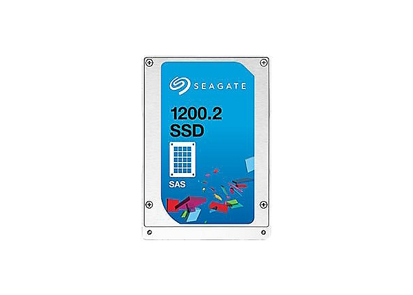 Seagate 1200.2 SSD ST3840FM0003 - solid state drive - 3840 GB - SAS 12Gb/s