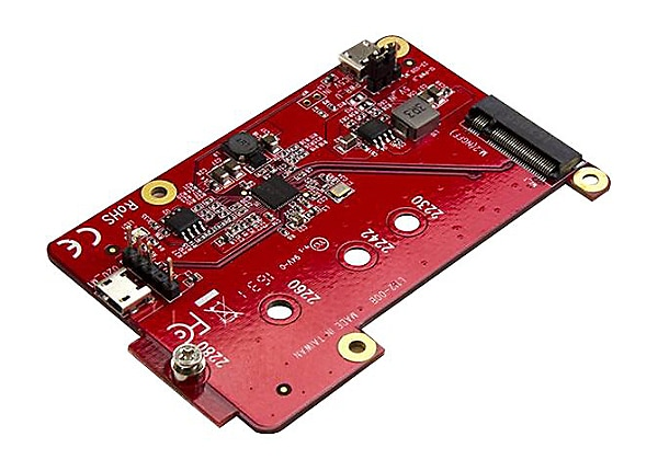 StarTech.com USB to M.2 SATA Converter for Raspberry Pi Development Boards