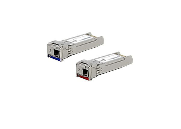 Ubiquiti U Fiber Single-Mode - SFP (mini-GBIC) transceiver module - 10 GigE