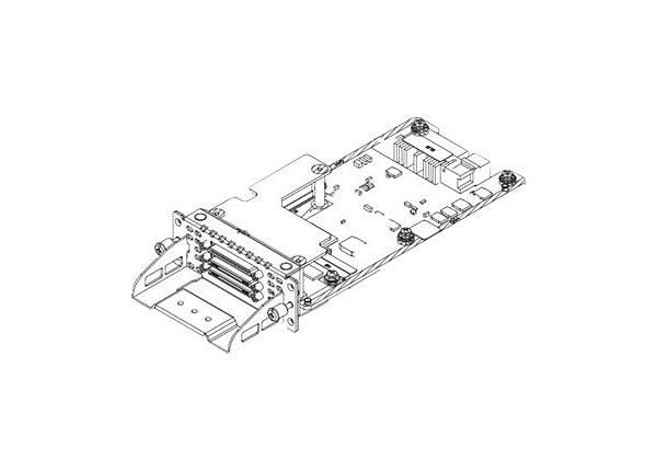 cisco asynchronous serial nim - expansion module